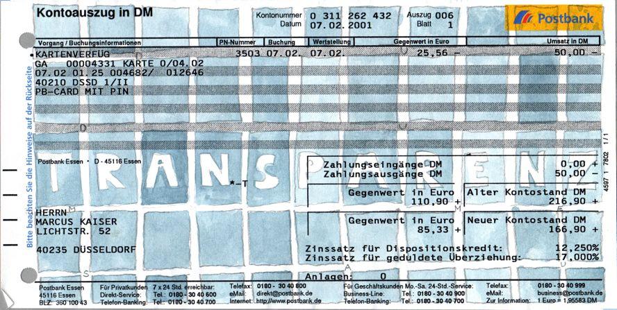 postbank telefon banking nummer